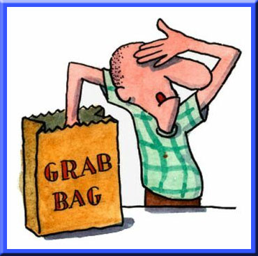 Cheryl Byrne's Blog Grab Bag