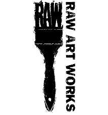 logo for Raw Art Works in Lynn, Massachusetts